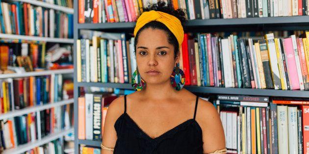Bianca Santana (Foto: Caroline Lima)