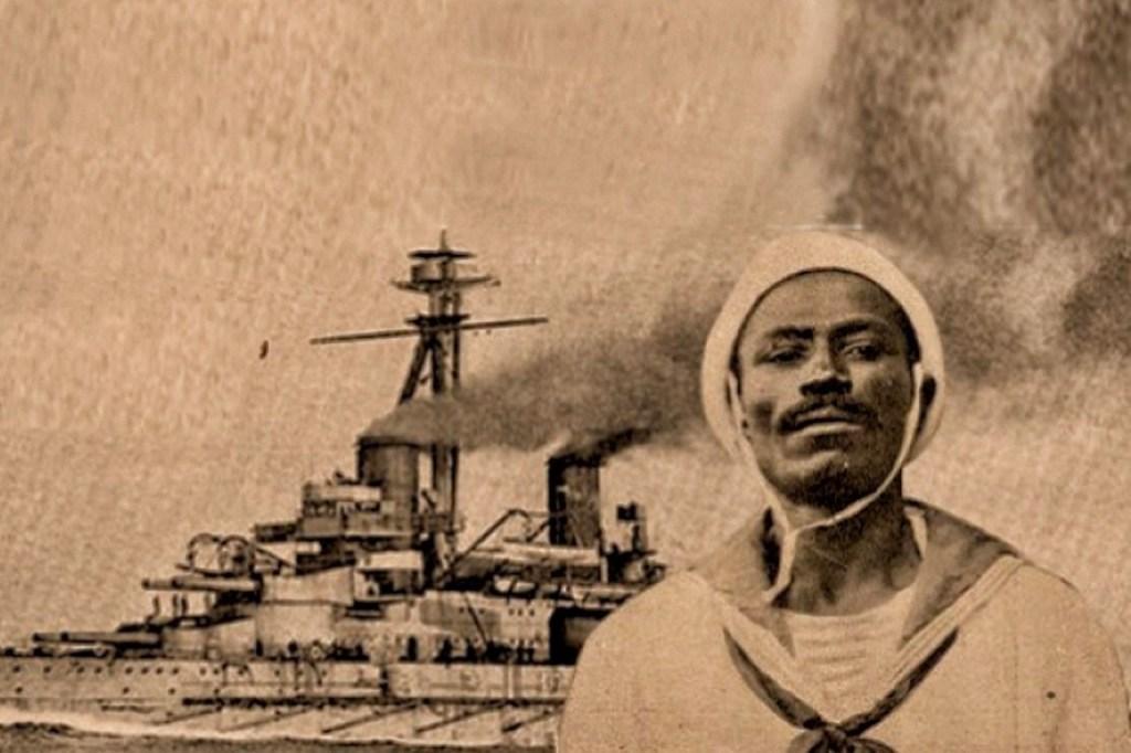 João Cândido, o Almirante Negro da Revolta da Chibata (Imagem retirada do site Nossa Política)