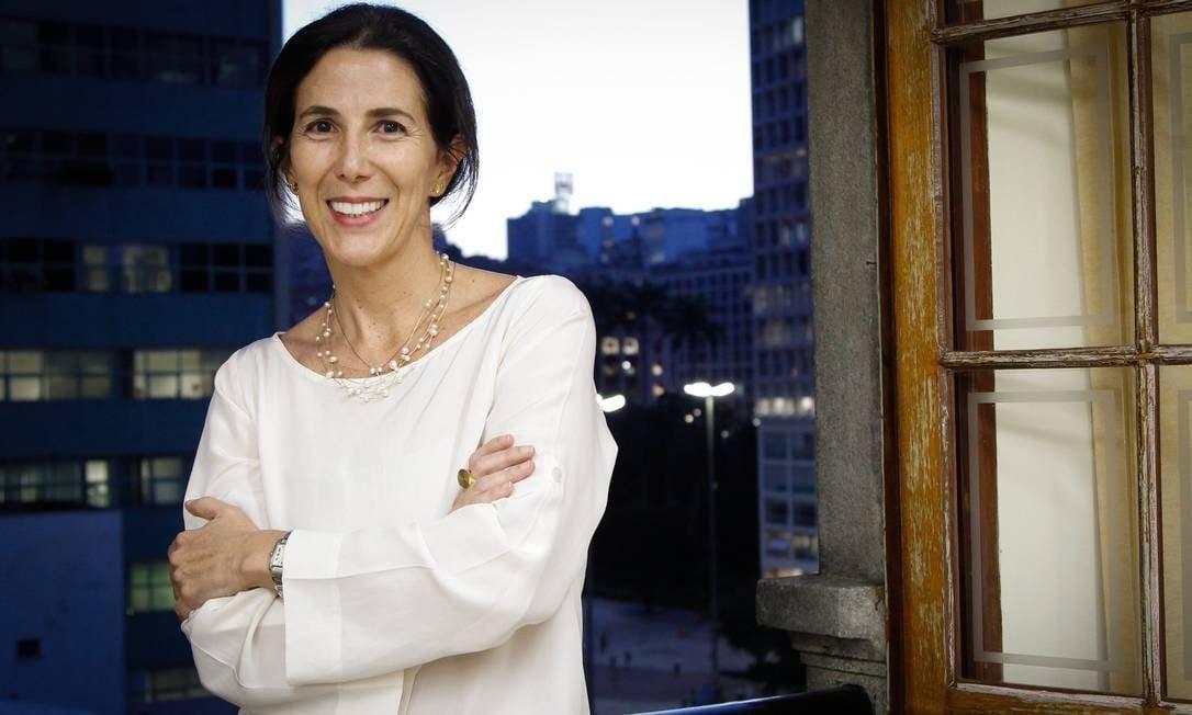 Luciana Temer, diretora presidente da ONG Liberta, que atua no combate à exploração sexual infantil. (Foto: Marcos Alves / Agência O Globo )