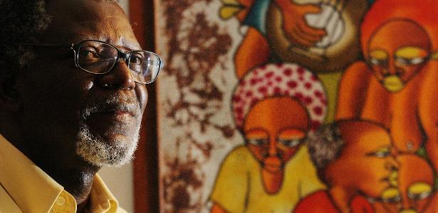 O antropólogo Kabengele Munanga (Foto: Rogério Cassimiro/Folhapress)