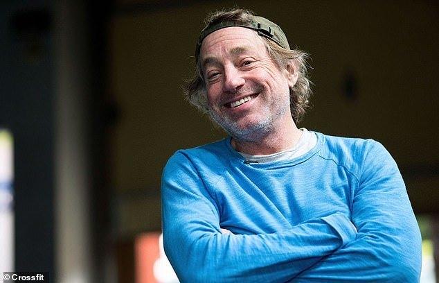 Greg Glassman, CEO da marca CrossFit (Foto: Reprodução/ Crossfit)