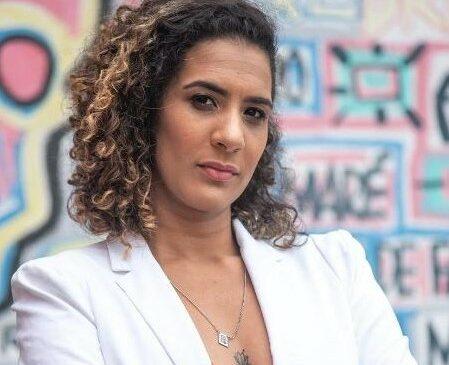 A jornalista Anielle Franco (Foto: Bléia Campos)