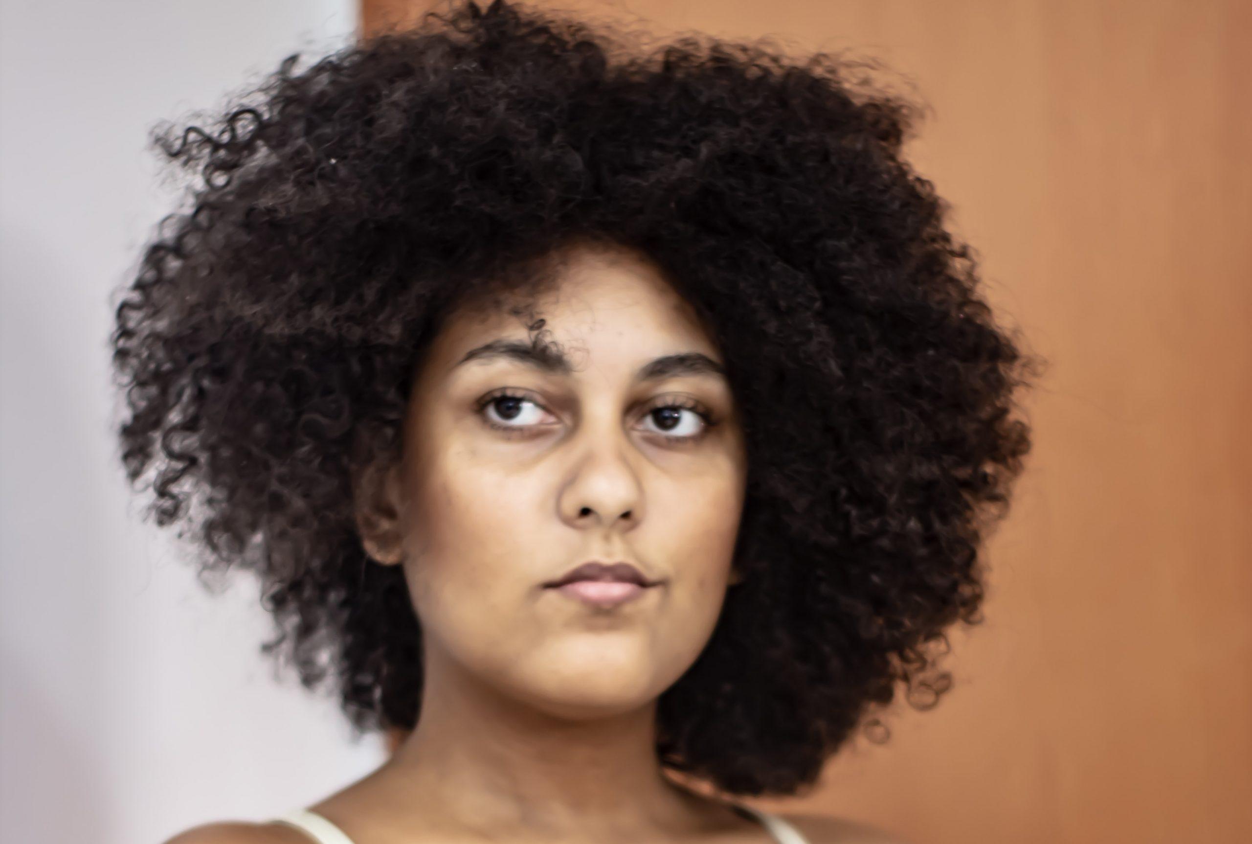 Thallita Flor foi uma das fundadoras do MAV – Movimento Afro Vegano (Imagem retirada do site Folha de São Paulo)