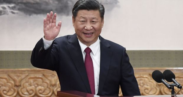 Xi Jinping (Foto: Wang Zhao/AFP/Getty Images)