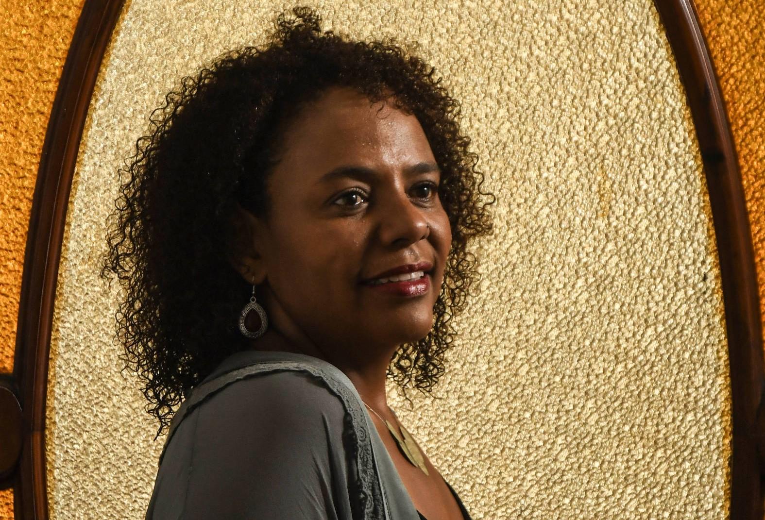 A professora e pesquisadora Márcia Lima durante entrevista à Folha - Karime Xavier / Folhapress