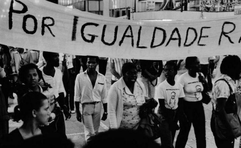 Ato reorganiza o movimento negro (1978) (Foto:Memorial da Democracia)