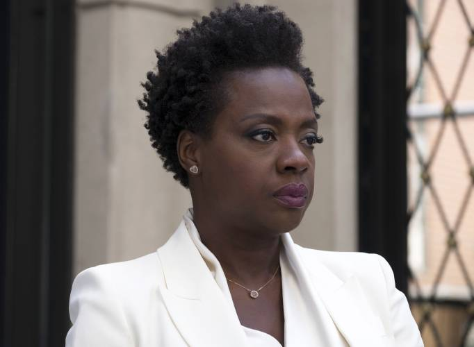 Viola Davis (Foto: Merrick Morton/20th Century Fox via AP)