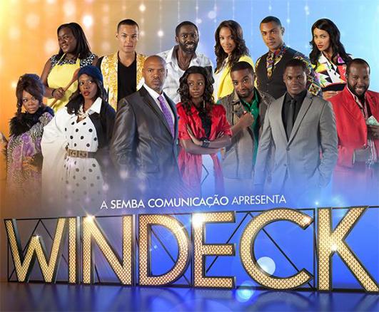 A novela Windeck, de Angola, exibida e reprisada aqui na TV Brasil entre 2014 e 2016, fez sucesso até na Europa com um retrato particular da sociedade e da cultura africanas (Imagem: Divulgação/Windeck/Semba Comunicação)