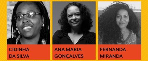 Ana Maria Gonçalves e Fernanda Miranda são as primeiras convidadas do Projeto Autoria Negra na Literatura Contemporânea, com curadoria de Cidinha da Silva e Daniel Ramos. Imagem retirada do site SESC