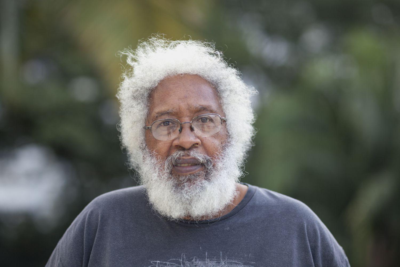 Milton Barbosa, um dos fundadores do Movimento Negro Unificado (MNU). (Foto: PC PEREIRA)