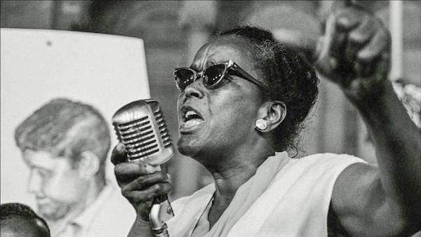 """Ella Baker, a """"mãe"""" do movimento por direitos civis (Foto: Wikimedia Commons/Reprodução)"""