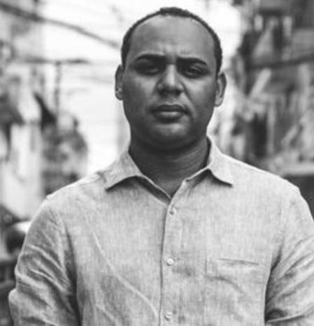 Gilson Rodrigues, co-fundador do G-10 das Favelas e líder comunitário em Paraisópolis Imagem: DIVULGAÇÃO/AGÊNCIA PARAISÓPOLIS