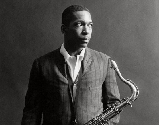 O saxofonista norte-americano John Coltrane CHUCK STEWART PHOTOGRAPHY