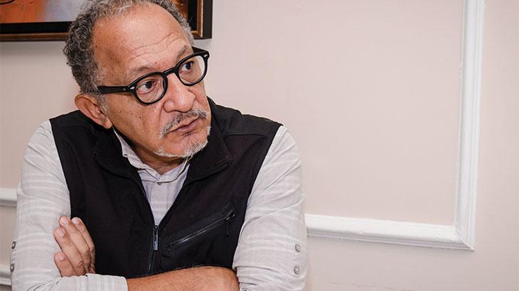 Joel Zito Araújo (Foto: Leila Fugii)