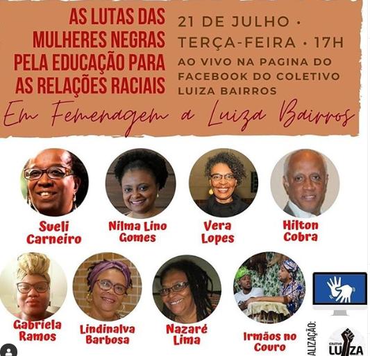 (Foto: Divulgação/ Coletivo Luiza Barros)