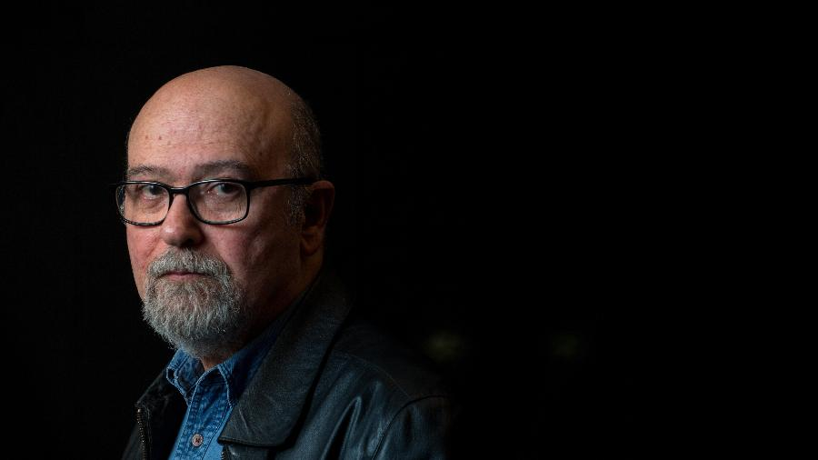 """Luiz Eduardo Soares, cientista político e coautor dos livros que deram origem aos filmes """"Tropa de Elite"""" Imagem: Mauro Pimentel/Folhapress"""