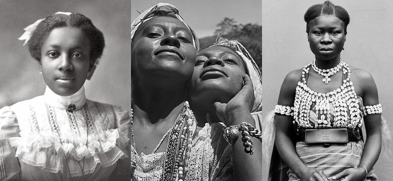 Mulheres estudadas por Hanayrá Negreiros, reproduzidas em seu perfil Imagem: Reprodução/Instagram/hana.yra