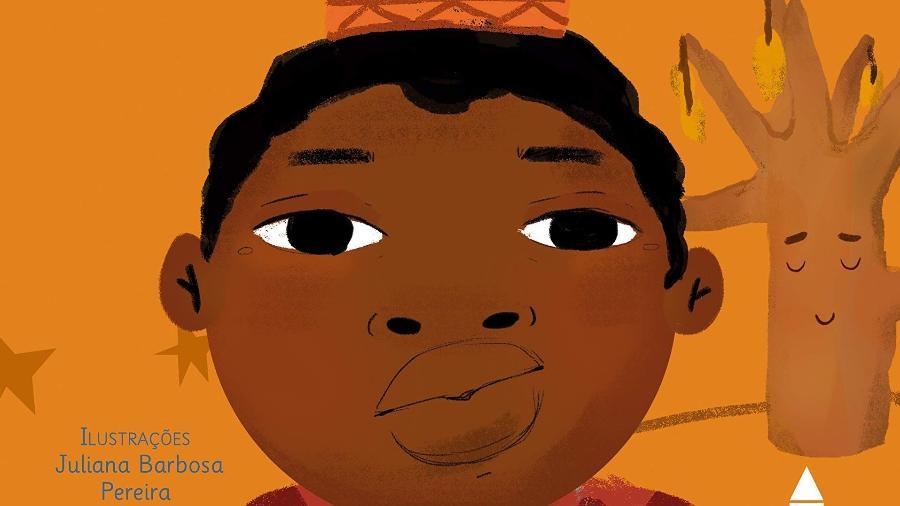 'O Pequeno Príncipe Preto' (Ilustração: Juliana Barbosa Pereira)