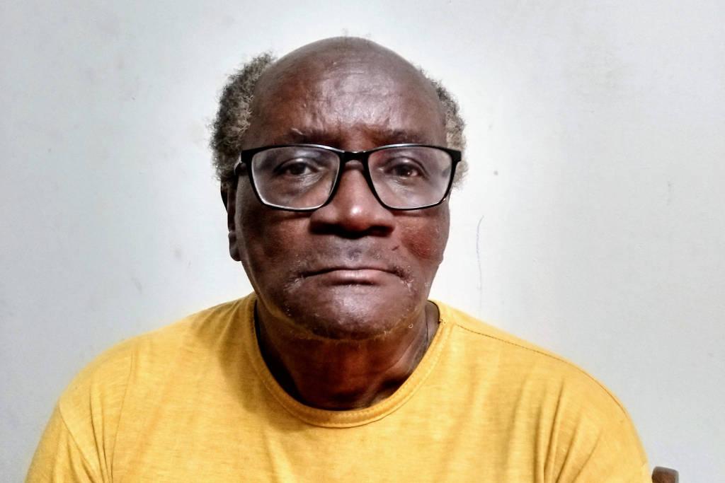 O escritor Oswaldo de Camargo, 84 - Raphael Aguiar/Arquivo Pessoal