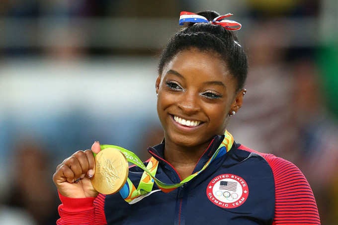 Simone Biles (Foto: Alex Livesey/Getty Images)