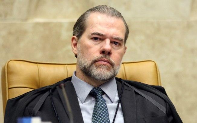 O presidente do STF, Dias Toffoli (Foto: Nelson Jr./SCO/STF)