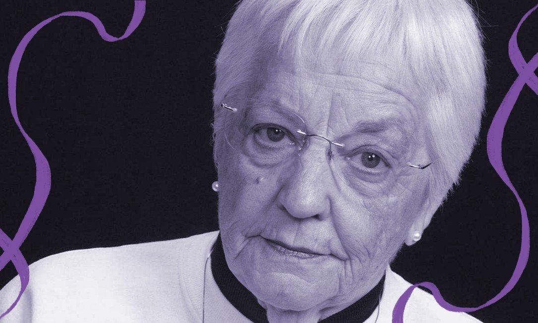 Manifestações nos EUA trazem de volta o trabalho da educadora antirracismo Jane Elliott. Aos 87 anos, ela se diz cansada de repetir as mesmas coisas Foto: Divulgação/Imagem retirada do site Celina)
