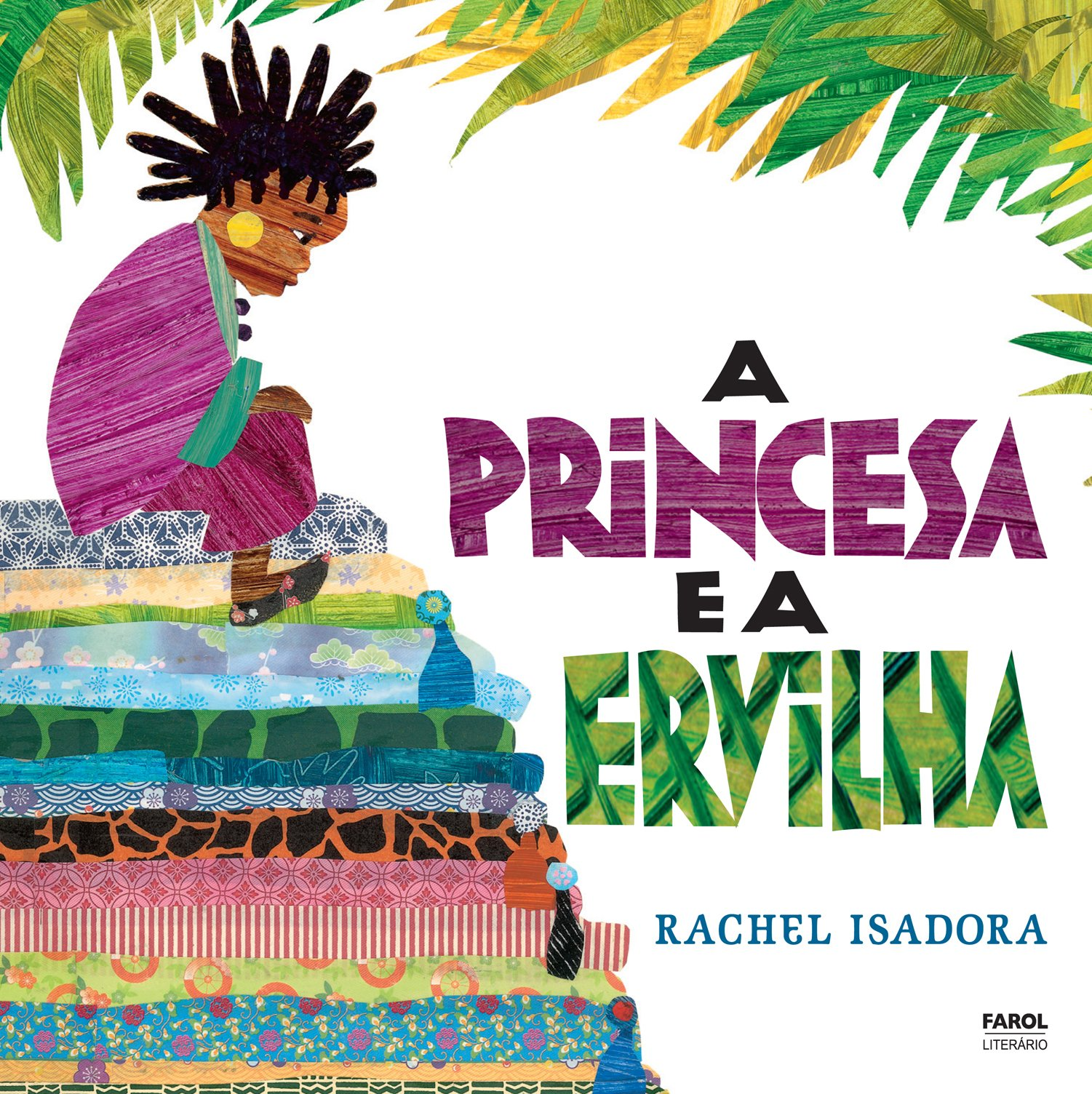 livro: A Princesa e a Ervilha