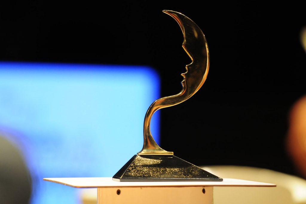 Troféu Especial do 40º Prêmio Vladimir Herzog. (Foto: Fernanda Freixosa)