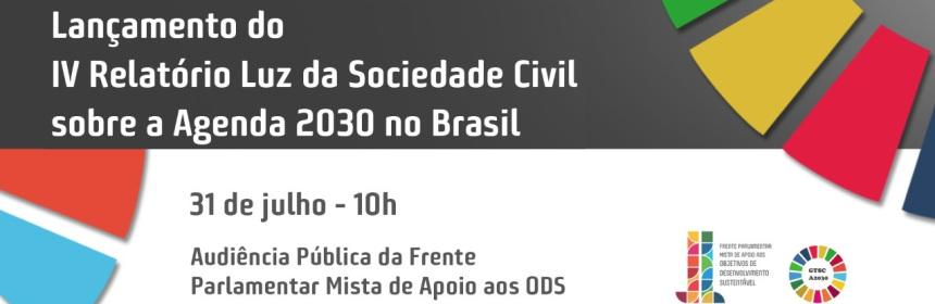 (Foto: Divulgação/ GT Agenda 2030
