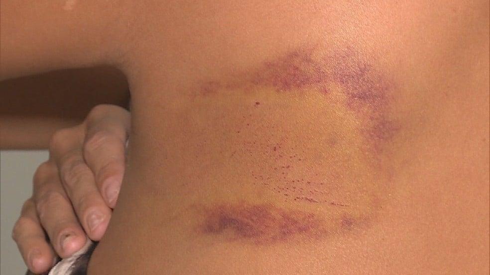 Violência doméstica: 1275 ocorrências em MG nos primeiros meses deste ano — Foto: Reprodução / TV Globo