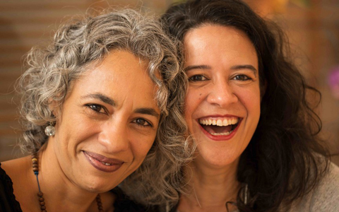 Luta Permanente: Ana Carla Carneiro e Carolina Campos (Foto: Divulgação/AP)
