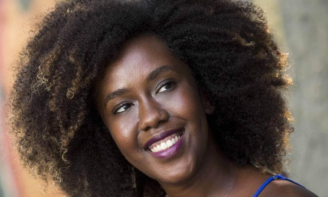 A escritora e ativista Ana Paula Lisboa (Foto: Ana Branco / Agência O Globo)