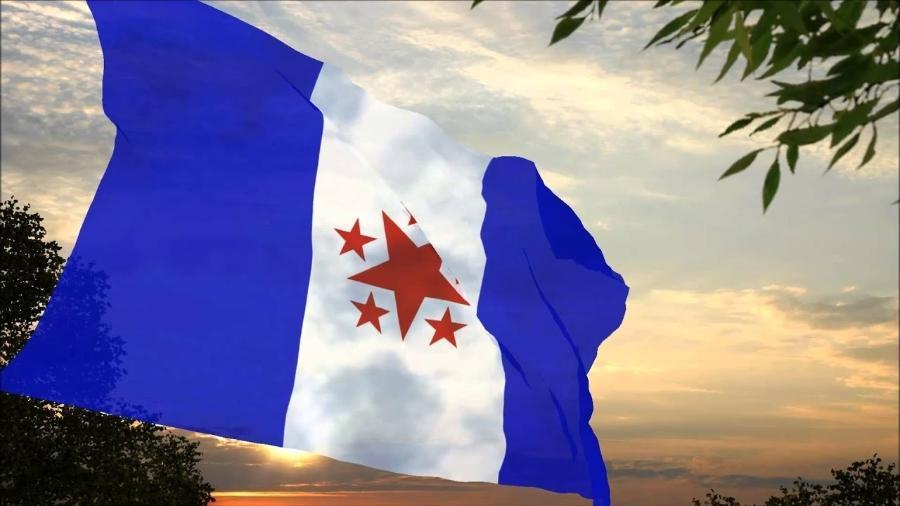 Bandeira da Revolta de Búzios Imagem: Imagem Ilustrativa/Retirada do site UOL