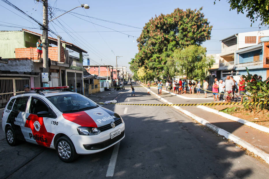 A maior chacina da história do Estado completa meia década com quatro acusados presos pelo massacre Foto: Rafael Arbex/Estadão