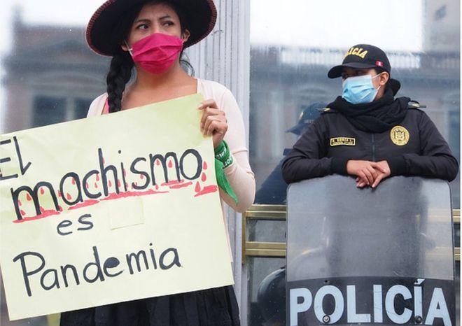 Desaparecimento de mulheres é problema crescente no Peru (Foto: GETTY IMAGES)