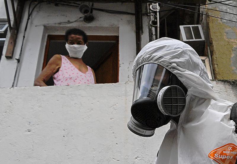 Edital vai destinar até R$ 50 mil para doação direta a cada um dos grupos/organizações selecionadas - Carl de Souza / AFP