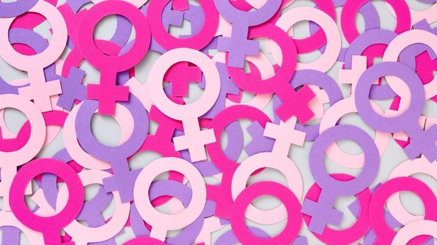 Símbolo do feminino também representa o feminismo Imagem: iStock
