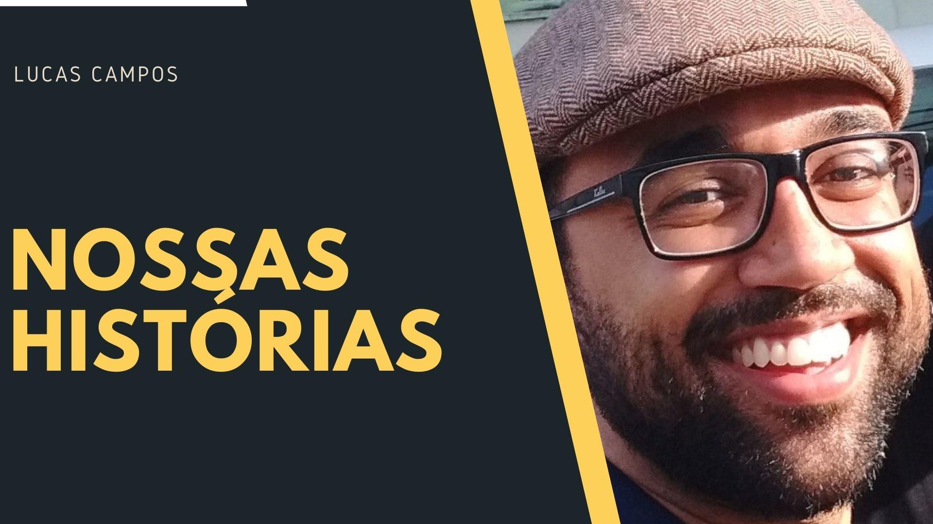 Lucas Ribeiro Campos Doutorando em História Social pela UFBA (Foto: Arquivo Pessoal)