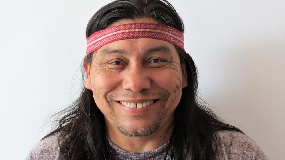 O escritor Daniel Munduruku (Foto: Imagem retirada do site G1)