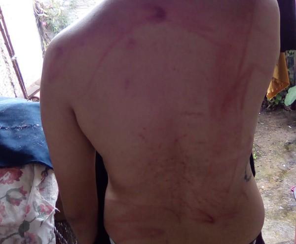 Adolescente de 16 anos foi espancada pelo pai por ser lésbica, na Bahia — Foto: Divulgação/Polícia Civi