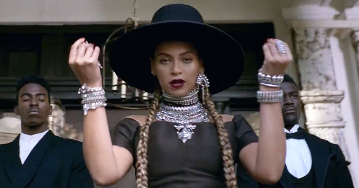 """Beyoncé se consolidou como uma grande ativista social na era """"Lemonade"""". Foto: Reprodução: YouTube"""