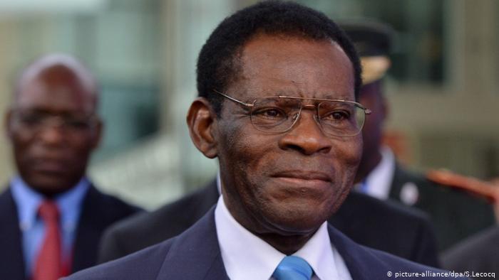 Teodoro Obiang Nguema (Foto: Alliance/DPA/S. Lecocq)