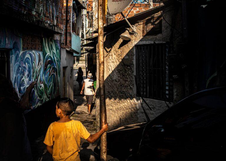 São Mateus, Zona Leste de São Paulo. (Crédito: Allan Cunha/2020)