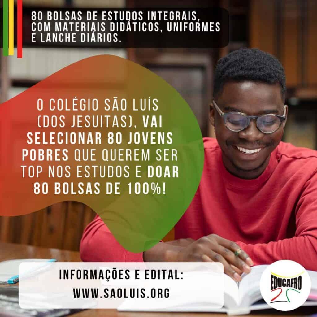 (Foto: Divulgação/ EDUCAFRO)