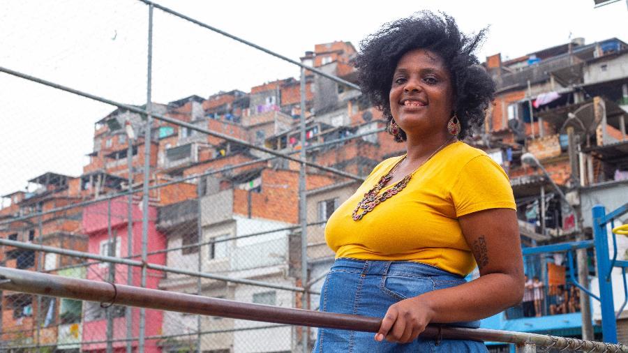 Elaine Mineiro, candidata a vereadora pelo Quilombo Periférico, pelo PSOL (Foto: Imagem retirada do site Universa)