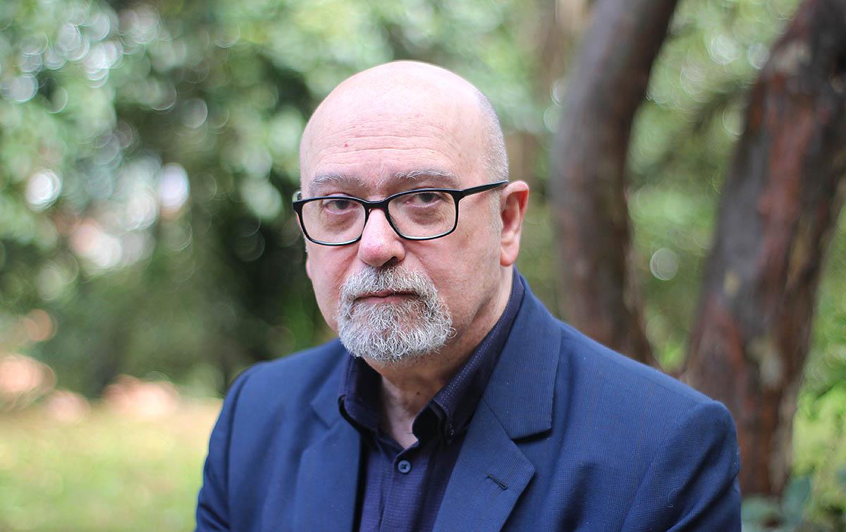 O antropólogo e professor da Uerj Luiz Eduardo Soares (Foto: Artur Renzo)