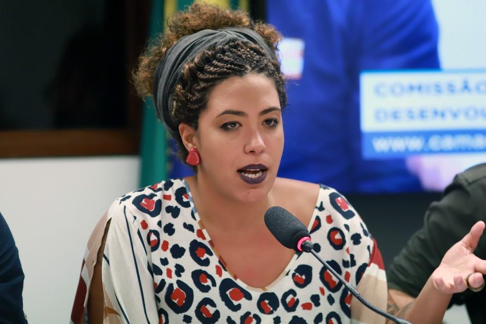 Deputada federal Talíria Petrone — Foto: Ricardo Albertini/Câmara dos Deputados