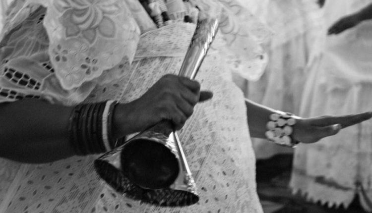 """""""Qual é o cognitivo da sociedade em relação ao afrodescendente a nossa cultura, nossa história e religião?"""" (Foto: Mariana Maiara)"""