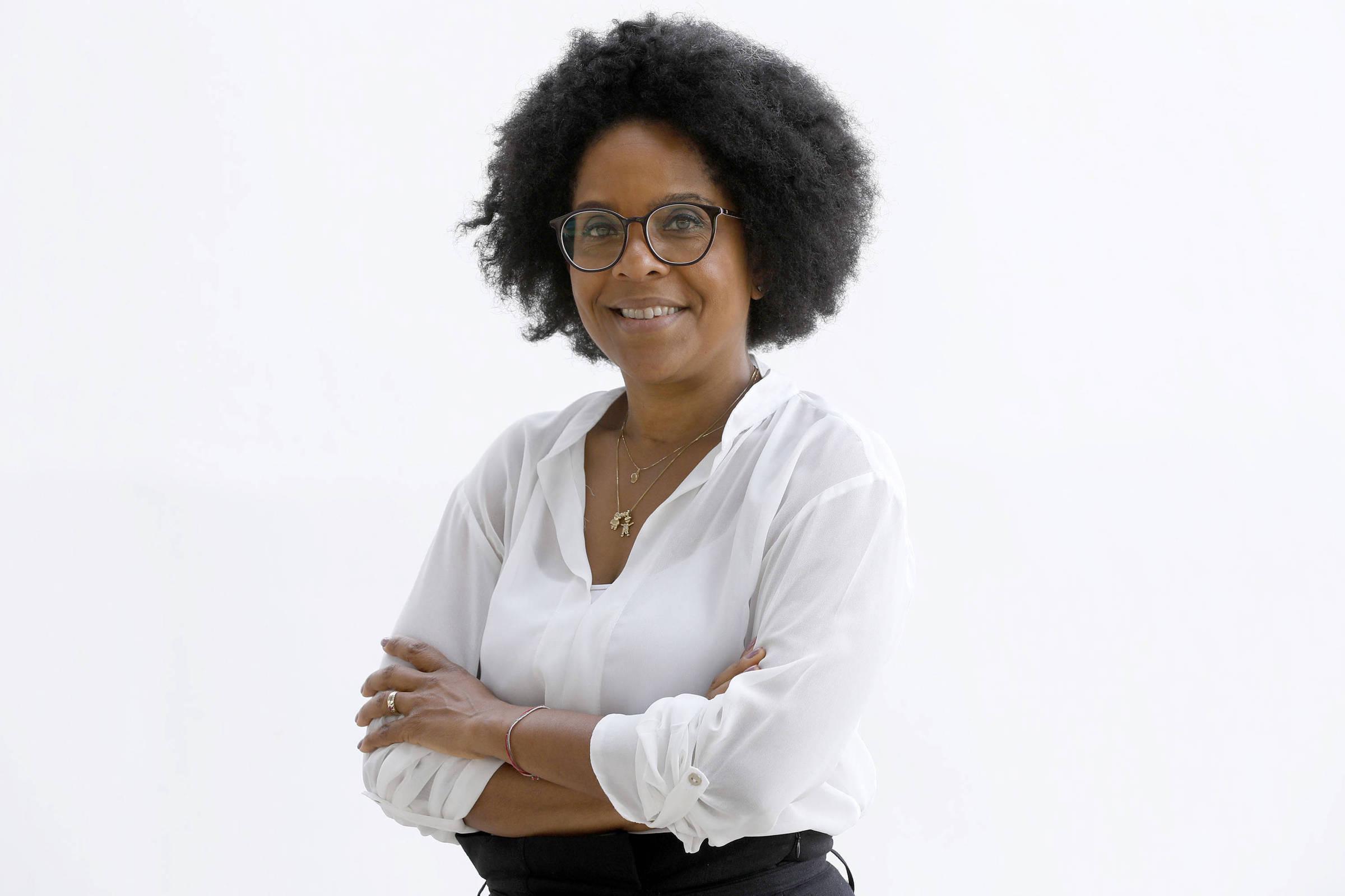 A jornalista Ana Cristina Rosa (Foto: Roberto Jayme/Ascom/TSE)