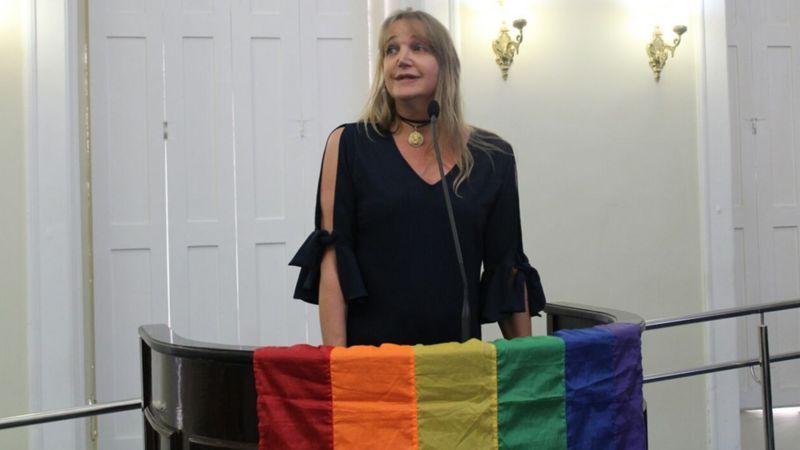 'As universidade são ainda um lugar de exclusão', diz Marina Reidel, diretora de Promoção dos Direitos de Lésbicas, Gays, Bissexuais, Travestis e Transexuais do Ministério da Mulher, da Família e dos Direitos Humanos (Arquivo Pessoal)
